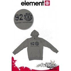 Element 92 Original Ho Hoodie Grey Heather
