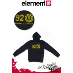 Element 92 Original Ho Hoodie Dress Blues