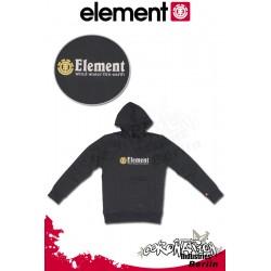 Element Horizontal Ho Hoodie Platinum