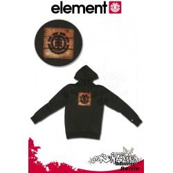 Element Branded Ho Hoodie Military
