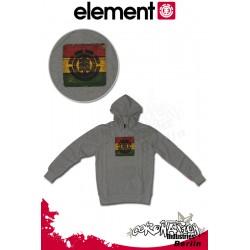 Element Branded Ho Hoodie Grey Heather