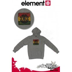 Element Branded Ho Hoodie Grey Heather