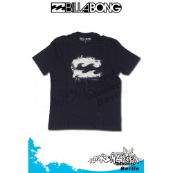 Billabong Making Wave T-Shirt Navy