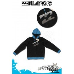 Billabong Cut Back Zh Hoodie Black