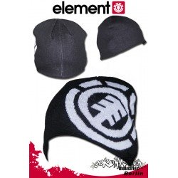 Element Tree Stand Beanie Mütze Black