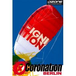 Ozone Ignition Trainer Kite - 3 Linen Powerkite