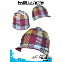 Billabong Hometown Mütze Red