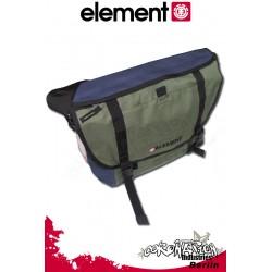 Element Laptop Tasche Messenger V2 Bag Notbook Shoulder Bag Army