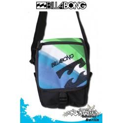 Billabong Kamera Tasche Umhängetasche Bilo Messenger Bag Blue