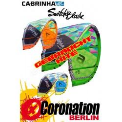 Cabrinha Switchblade 2014 9m² Gebraucht Kite