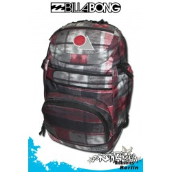 Billabong Rucksack Skateboard Backpack Agenda - Red