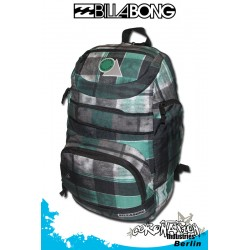 Billabong Rucksack Skateboard Backpack Agenda - Green