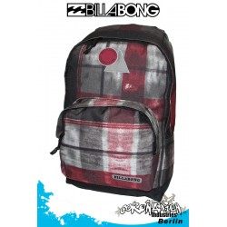 Billabong Rucksack Backpack Antako - Red
