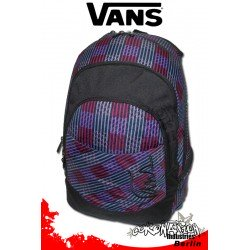 Vans Entry Freizeit Schul & Laptop Rucksack Passion Flower Backpack