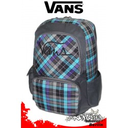 Vans Boxie Jewel Blue Sport & Laptop Rucksack