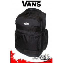 Vans Transient Sport & Skateboard Rucksack Schul & Laptop Backpack Black