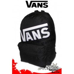 Vans Old Skool II Backpack Street & Freizeit Rucksack Black