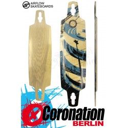 Airflow Longboard Deck Fast and Furious 96cm