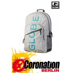 Globe Jagger Backpack Grey Teal Street Schul & Freizeit Rucksack