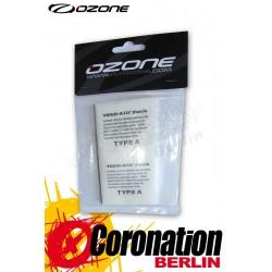 """Ozone pièce détachée Tear Aid boudin repair Patch 3"""" / 15,5 x 7,5cm"""