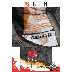 second hand Kite Gin Nazca II 12 with bar