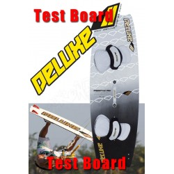 Deluxe Freestyle Pro Kiteboard Test-occasion Board
