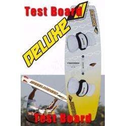 Deluxe Freeride Kiteboard Test-Gebraucht Board