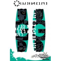 Underground Styx 2011 Kiteboard avec pads et straps