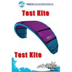 Cabrinha Crossbow 2011 16qm occasion Kite Test