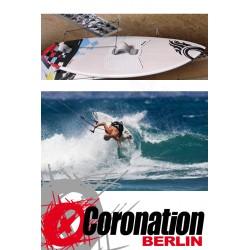 occasion Kiteboard Cabrinha Skillit 5.0 Waveboard