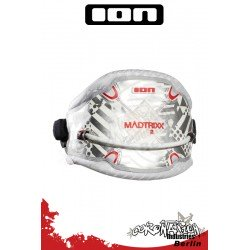 ION Madtrixx Kite Waist Harness White - HARDCORE SALE