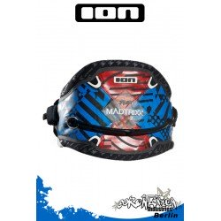 ION Madtrixx Kite Waist Trapez Blue Hüft Harness