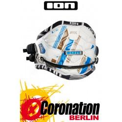 ION Apex 2012 Kite Waist Trapez White/Blue
