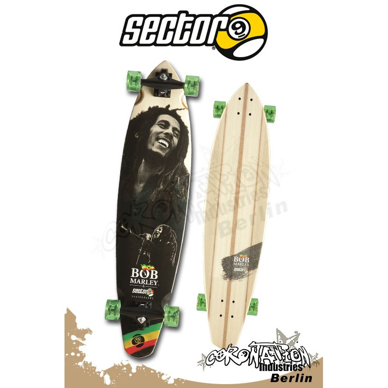 Sector 9 Bob Marley Series Soul Rebel 98cm
