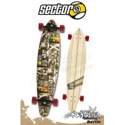 Sector 9 Bob Marley Series Revolution 103cm