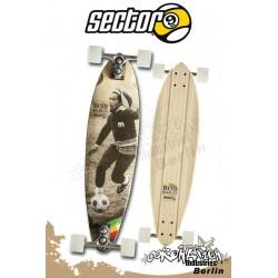 Sector 9 Bob Marley Series Player 82,5cm
