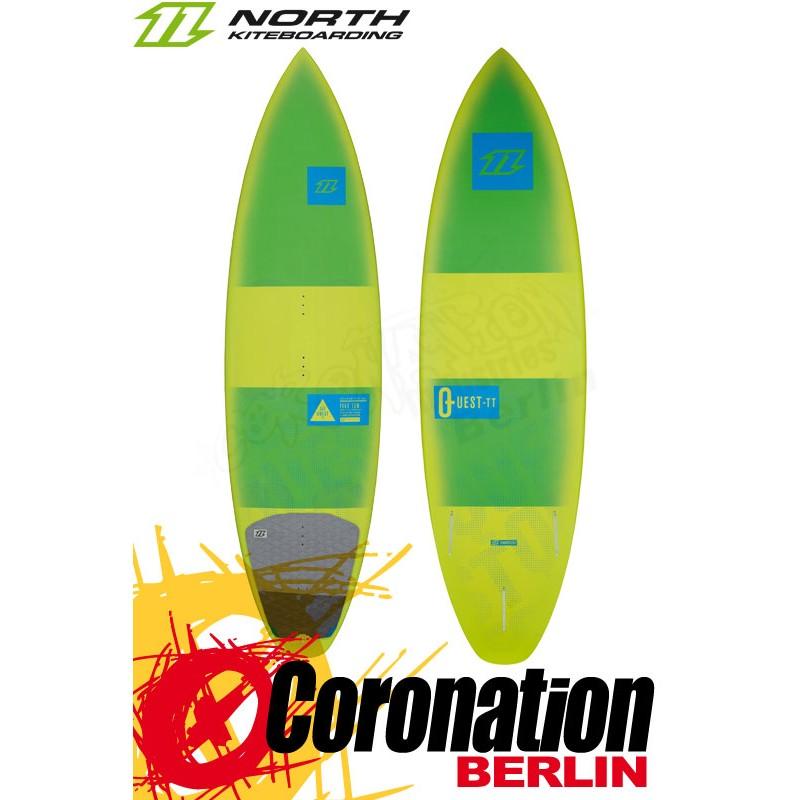 North Quest TT 2016 Wave-Kiteboard