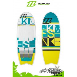 North Skimfish 2012 Wave-Kiteboard 138cm