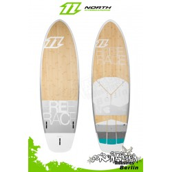 North Free Race 2012 Wave-Kiteboard 164cm