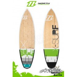 "North Whip X-Surf 2012 Wave-Kiteboard 5'11"""