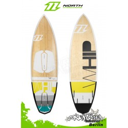 North Whip 2012 Wave-Kiteboard