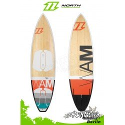 North Wam 2012 Wave-Kiteboard
