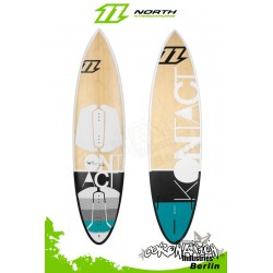 North Kontact 2012 Wave-Kiteboard