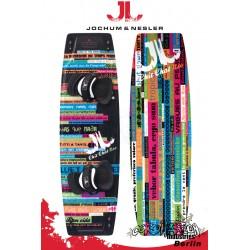 JN Chit Chat Neo Kiteboard Full Carbon138x41