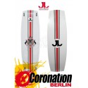 JN King's Size Kiteboard 154x46 avec pads et straps