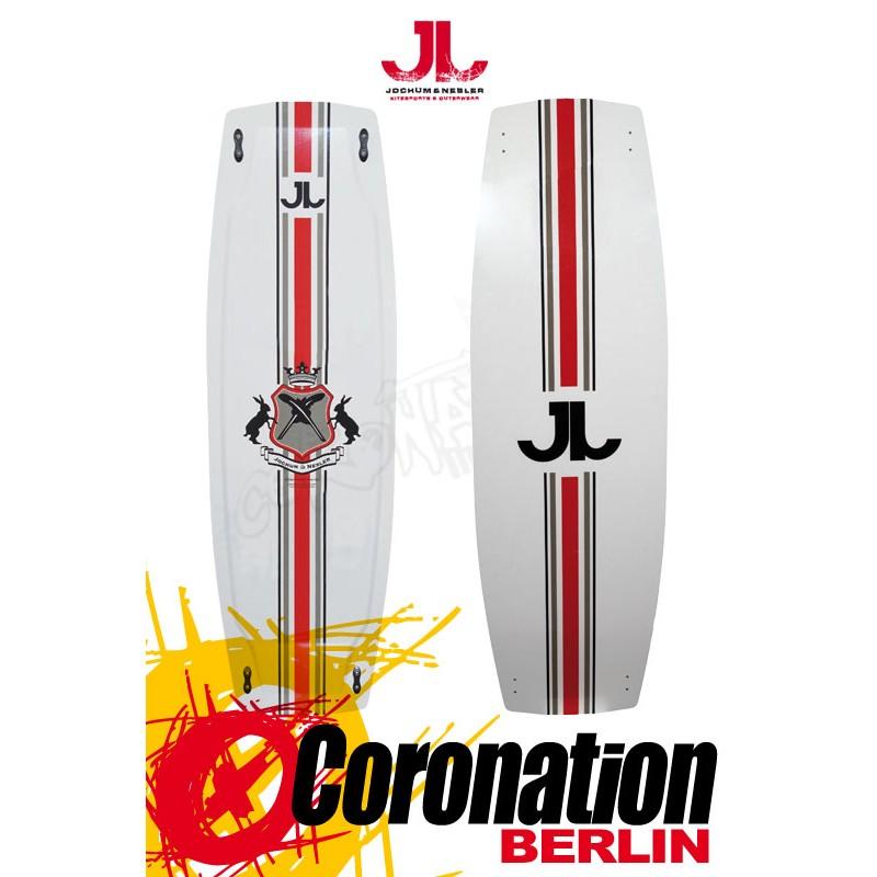 JN King's Size Kiteboard 148x45 inkl. Bindung
