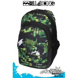 Billabong Rucksack Backpack Boulder Detour Golf Green