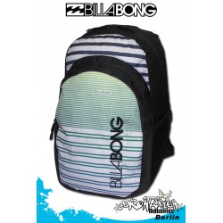 Billabong Rucksack Backpack Boulder Lines White