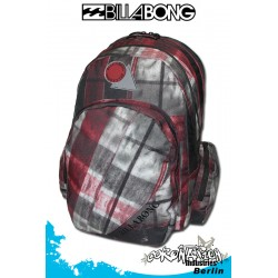 Billabong Rucksack Backpack Transit Red