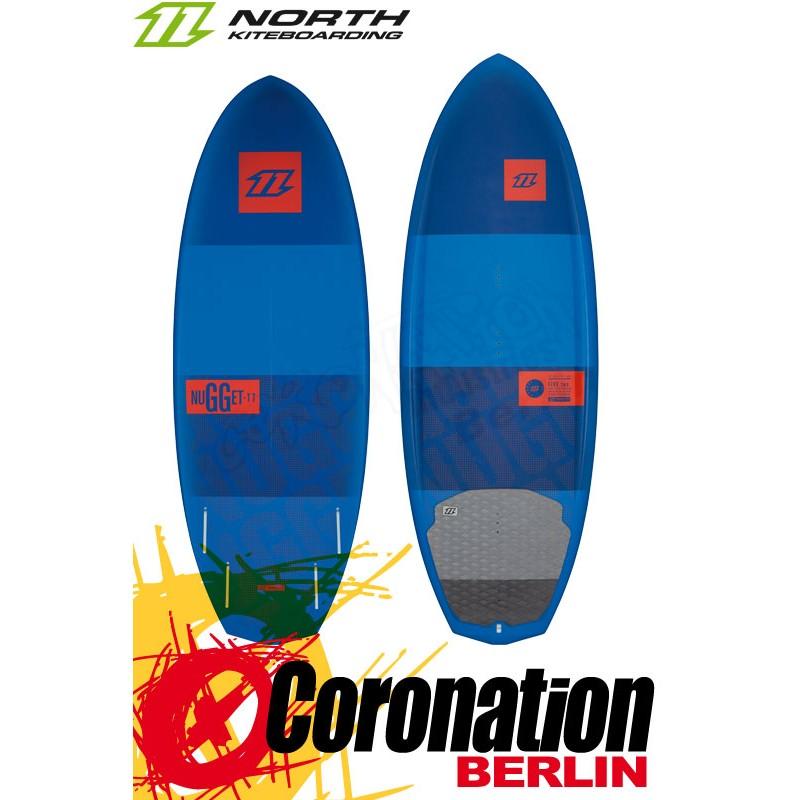 North Nugget TT 2016 Wave-Kiteboard